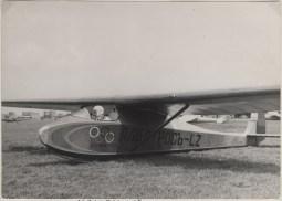 """Bułgarski Komar """"Albatros"""" z malowaniem Olimpiady 1936r."""